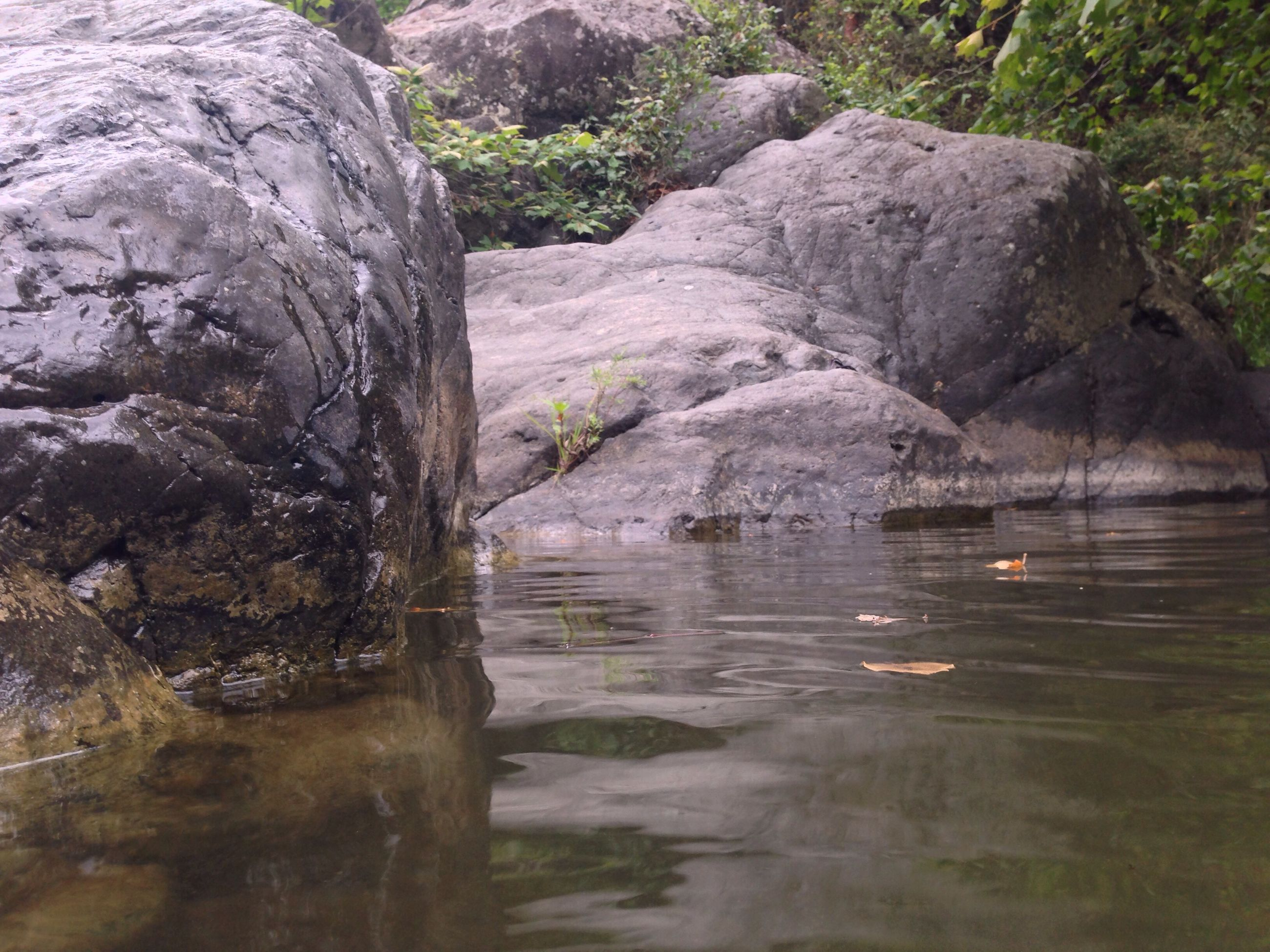 water, rock - object, tranquility, nature, rock formation, tranquil scene, beauty in nature, tree, scenics, river, waterfront, reflection, lake, rock, mountain, idyllic, non-urban scene, day, outdoors, no people