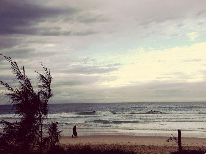 Mooloolaba Mooloolabbeach Beach Horizon Over Water First Eyeem Photo