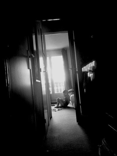Et au bout du couloir ...