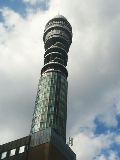 BT Tower London Architecture Business Finance And Industry Cloud - Sky Tower City Modern Finance Sky Travel Destinations No People Outdoors Day Building Exterior