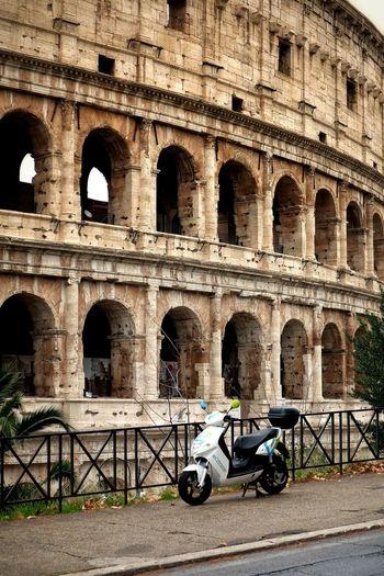 Rome symboles