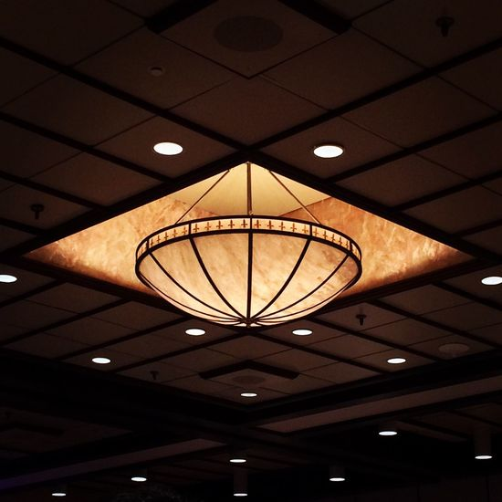 Ballroom Lights (2015/02/26) Interiordesign Hiltonhotel Montréal Quebec Canada Interior Design