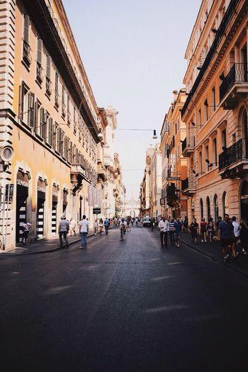Corso's street - VSCO Vscocam Street Photography City
