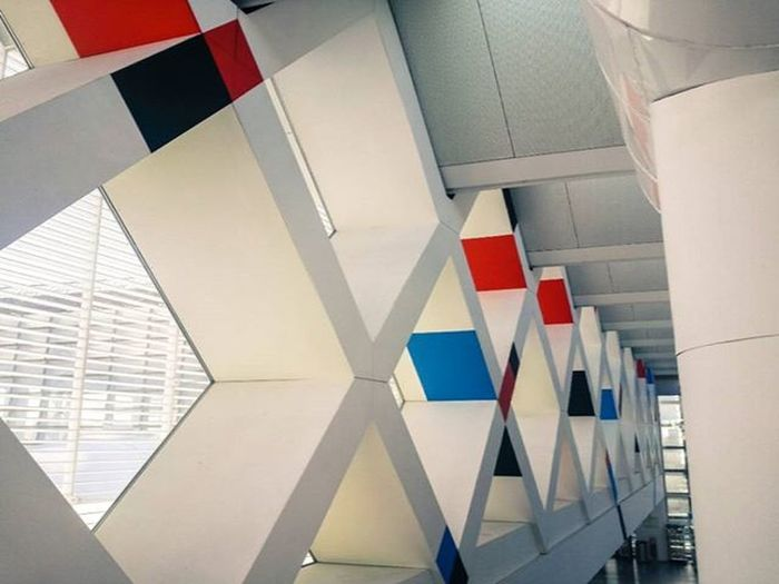 Estación Atocha AVE. Vestíbulo. Architecture Arquitectura Arquitecturacivil Station Pattern Structure Estructura Engineering The Architect - 2016 EyeEm Awards Architecture_collection