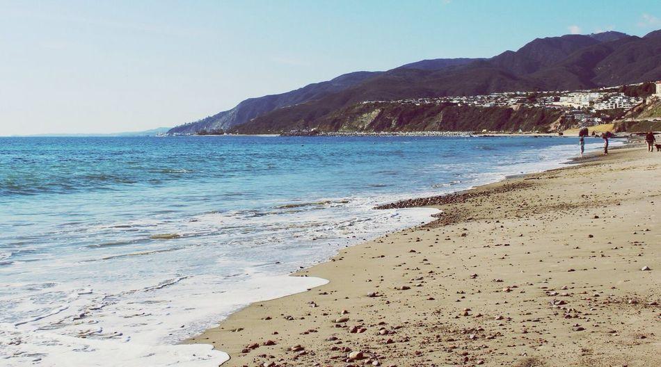 Malibu Malibubeach Malibu Beach