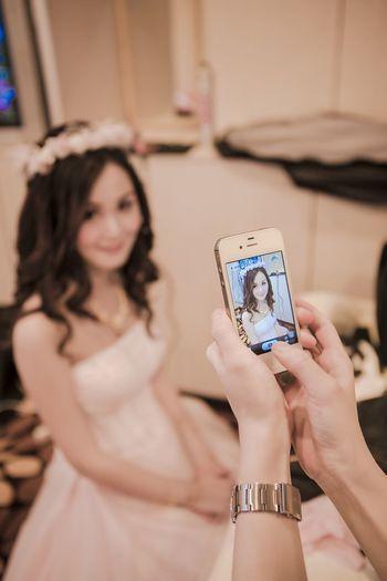 就算再糊都美麗 Hello World Beautiful Beautiful Girl Wedding Hey✌