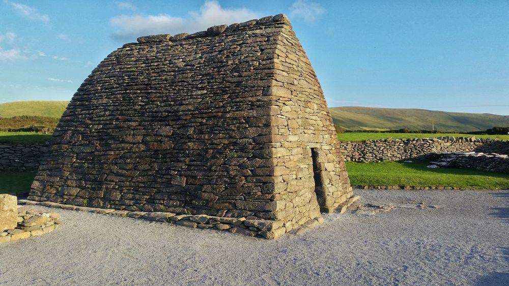 Oratory Stone Architecture Ireland Landscape