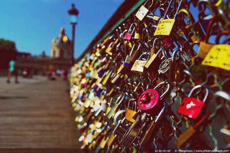 Pont des Arts ...... Paris