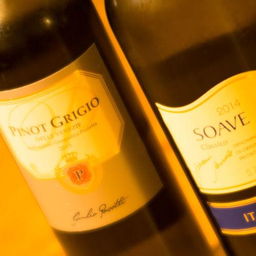 heute ist italienischer Abend... Close-up Text Old-fashioned No People Indoors  Pinot Grigio Soave Grauburgunder Wine Wine Bottles Italia Italy🇮🇹 Italien