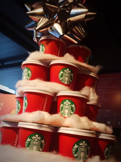 Day 12 - Christmas drinks Starbucks Coffee Starbucks Hanging Out Christmas Xmas Taking Pictures Christmas Time Happy Holidays! Photography 2015  Christmas2015 EyeEm Best Shots Festive Season CountdownToChristmas Christmastime Relaxing Santaclausiscomingtotown