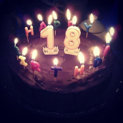 HappyBirthdayToMe ENDLICH18 eigentlich Forever11