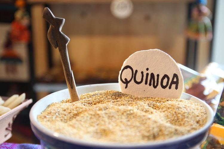 quinoa Agriculture Cereal Cooking Cooking At Home Food And Drink Quinoa Quinua Cereal Plant Famulari Food Foodphotography Fresh Gastronomy