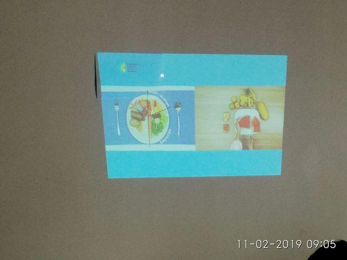 proyektor healt food Light Dark Proyektor Proyektor On The Wall Close-up
