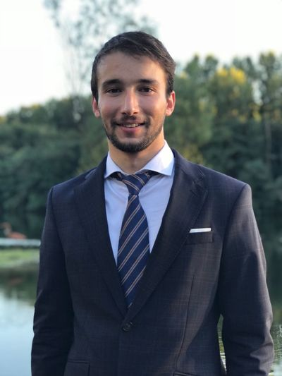 Business Well-dressed Businessman One Person Suit Young Adult Young Men Business Person Men Males  Portrait Adult Corporate Business Confidence  Formalwear Beard Handsome Waist Up Standing Outdoors