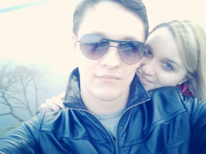 Lovely Weather Love♥ Love In The Air Love Him <3