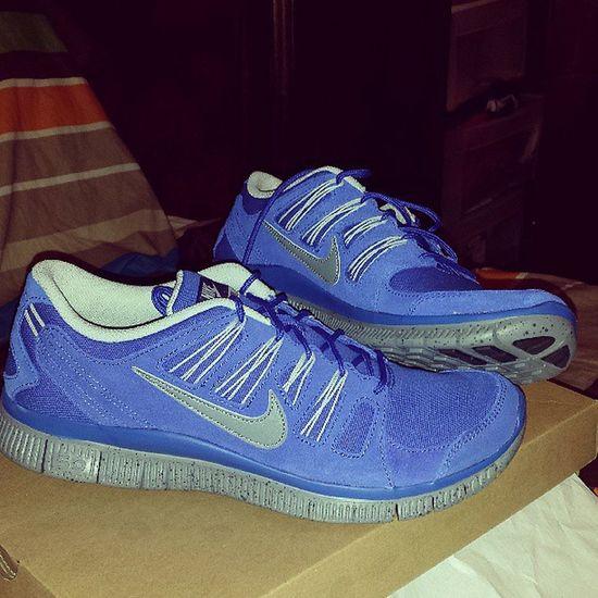 New kicks Nike Fresh JustDoIt Freeruns spoiled shoping new beast blue mostdope