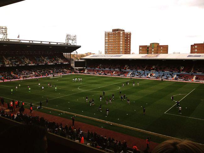 West Ham Utd East London Football Football Stadium England December