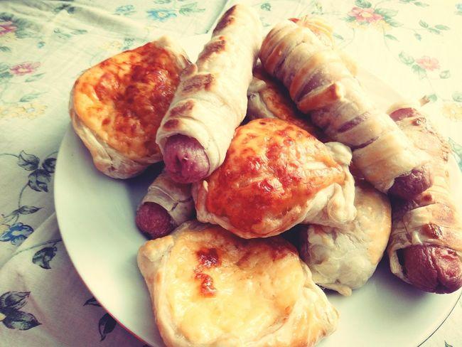Food Food Photography Foodlovers Sausageroll Sausage Cheese Breakfast Baking