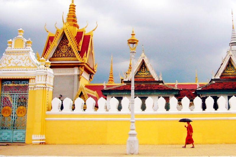 Street Cambodia