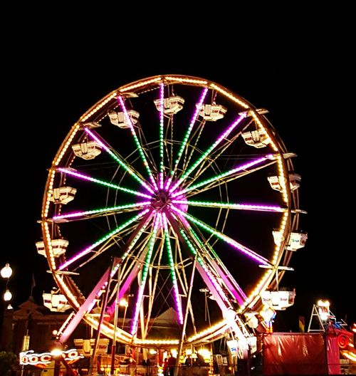 Ferriswheelinthecity🎡🎢 Exhibition Place Nightfair Brightlights End Of Summer fun😊