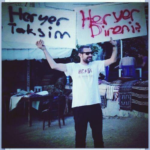 Nejat Işler Direnme Occupygezi #occupygeziparkı #direniş #istanbul #taksim #geziparkı #direntürkiyem