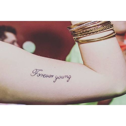 Foreveryoung