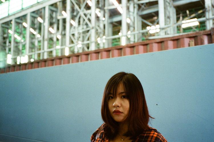 Colours Kodak Ultramax 400 Portrait Film Photography Inner Power