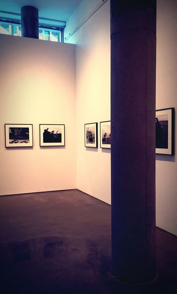 Just a quick snap of a gallery I went to in N.Y.C, I can't remember which one it was! Taken by LGg3. First Eyeem Photo