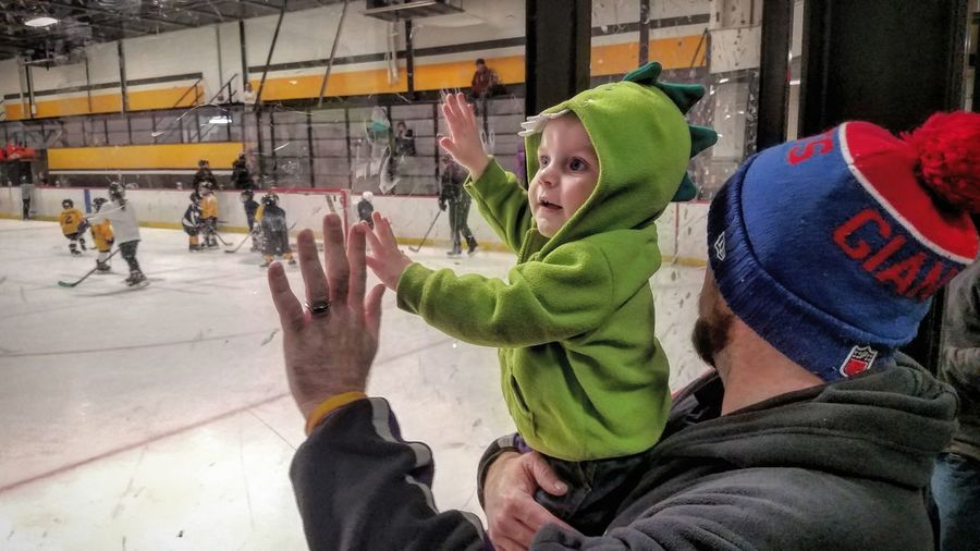 Icehockey Hockey Hockeyfan LilGuy Gameon Fun Indoors  Sport
