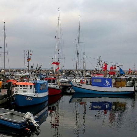 Hafen Glowe - Insel Rügen