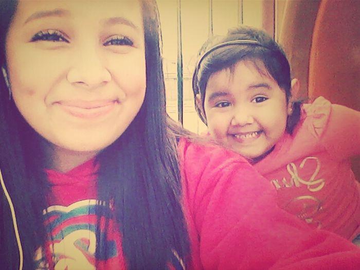 Little sister. ~