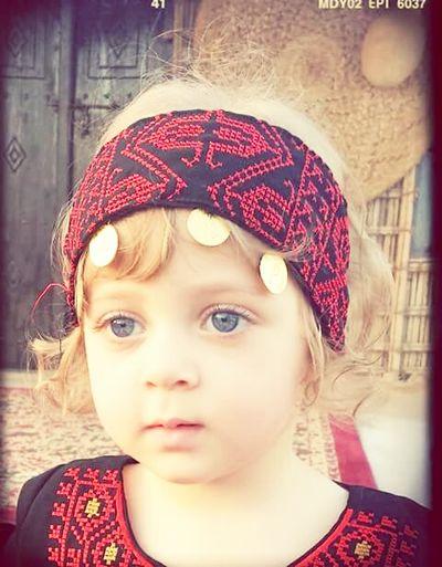Baby Liyah Palistinian Kids GodBless Taking Photos Bestshot People Focus Beauty Model