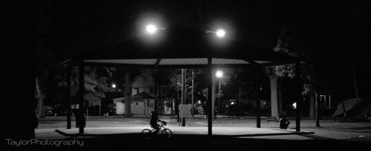 Nighttime fun at the Park.. Nikon Park Having Fun Taylorphotography