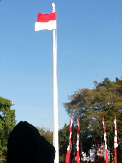 Dirgahayu ke 69 Indonesia ! Damn I love Indonesia HappyIndependence Day INDONESIA 17agustus