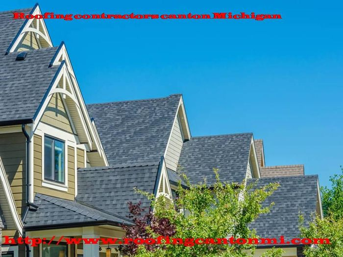 One of the most important components of your home is the roofing. Without a good working roof on your home everything below can be damaged. The roof provides protection from weather and keeps you safe and dry all year long. Unfortunately, most home owners never give the roof on their homes a second thought. Roofing Contractors Canton Michigan