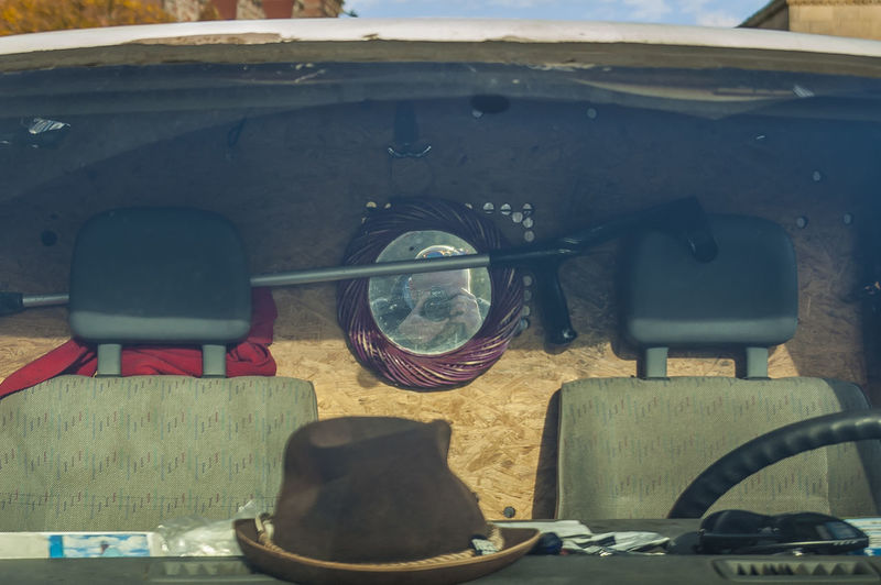 Selfie Street City Mirror Selfie Hat A New Perspective On Life Water Street Scene Vehicle Sun Hat Vehicle Mirror