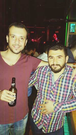 Partying Hard Last Drink, I Promise Sippin' On A Single Malt Saturday Night Fever Great Performance Great Atmosphere Best Friend Brother In Adana