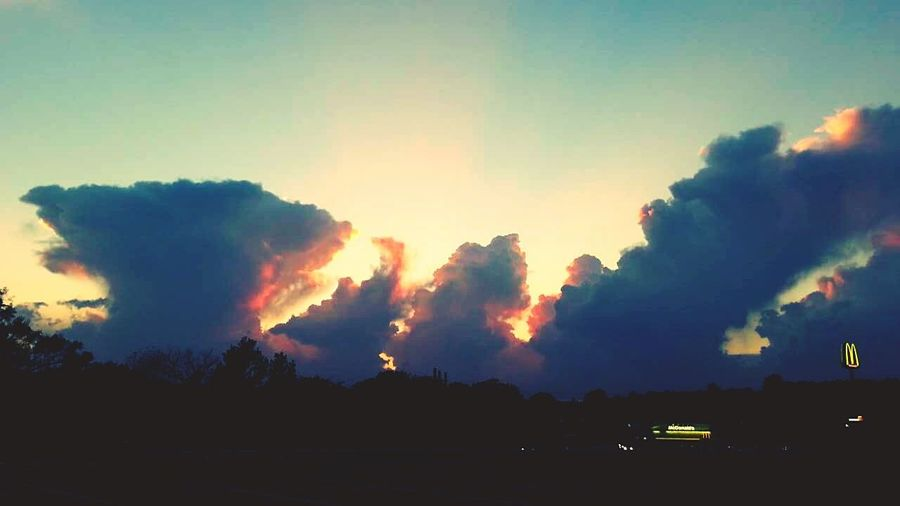 W Clouds Sky Collection At Walmart Arkansas Photography