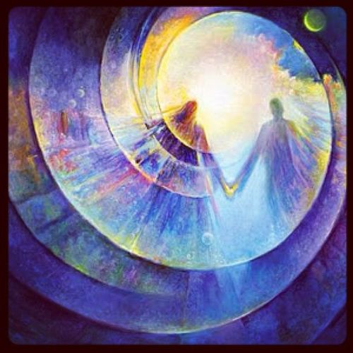 Universe Past Pastlife Pastlives soulmate soulmates planet planets colorful friend lover spirits spiritual