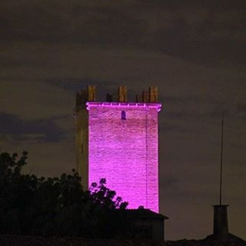 Torre isso by night Castelleonecity Castelleone Fotoclubcastelleone