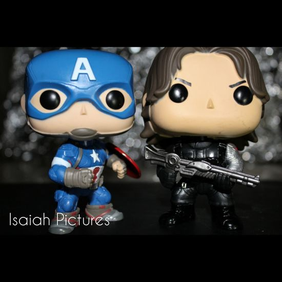 Macro_captures Marvelfigures Macro Photography Popvinyl WinterSoldier Captain America Toyphotography Macro_collection