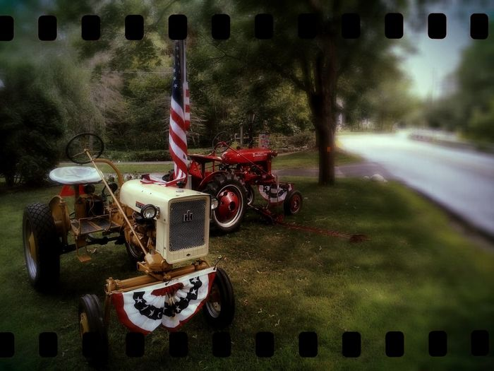Vintage Farm Tractors Iphone5s IPhoneography IPhone Photography Lomob Starmatic Family Vintage Taking Photos Tractors