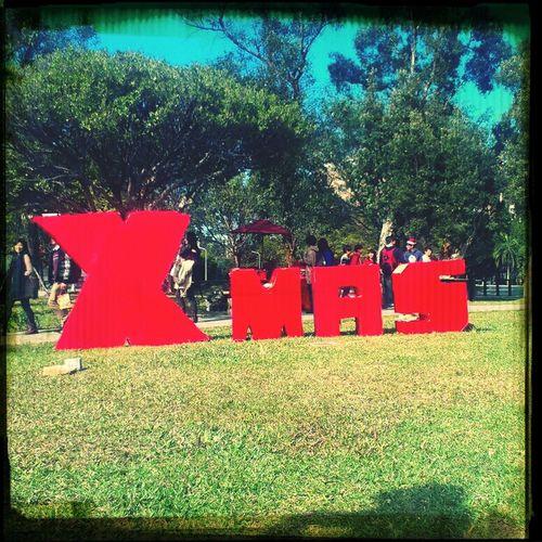 Xmas Week By NTUSA