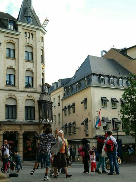 RePicture Ageing Happy Highfive Ageing Alert Interrail2014 Traveling Luxembourg Interrail