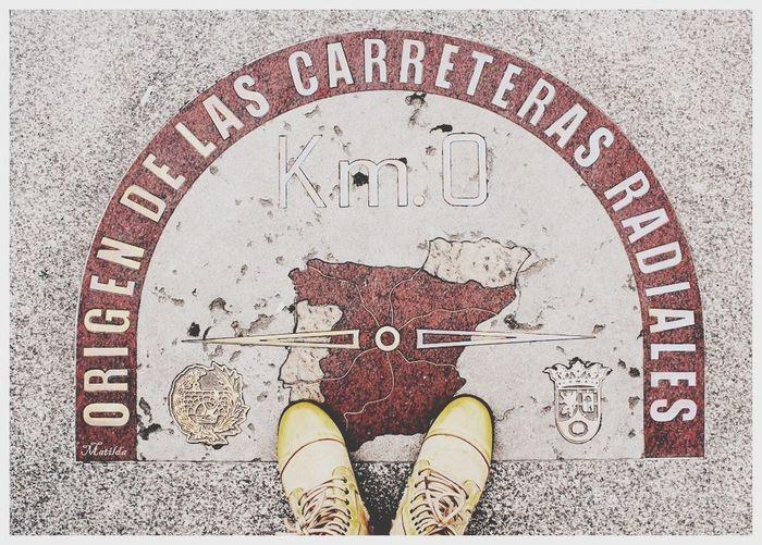 Madrid Kilometro0 Photowalk