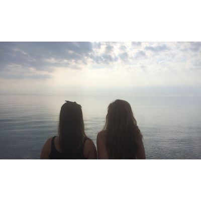 Love the beach and one of my best friends Beach Beautiful Teens Girls Living Life