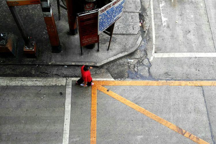 Caloocan 2016 Feel The Journey People Streetphoto_color Eyeem Philippines Mobilephotography Mobileshot Streetphotography Humans Birdseyeview