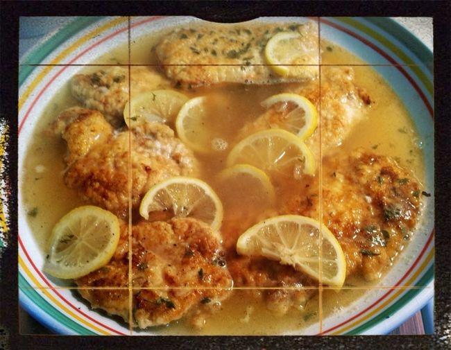 #Chicken Franchaise