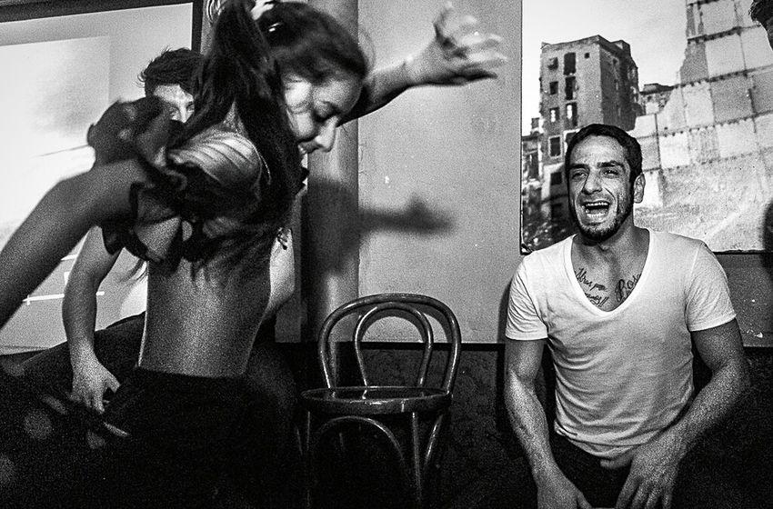 Monochrome_life Monochrome Blackandwhite Dosta! Esmeralda And Alicia Documentary Photography Dancing