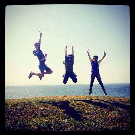 The Moment - 2014 EyeEm Awards Jump Friends Ales Stenar